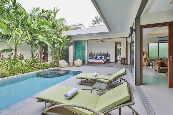Location villa phuket